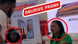 Zfancy Comedy – ABUSIVE AFRICAN PRANK